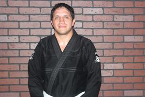 Inverted Gear Black Panda Jiu Jitsu Gi